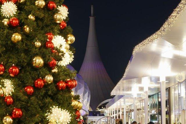 Weihnachten im Ruhr Park