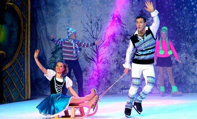 Die Schneekönigin On Ice