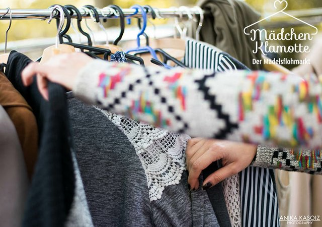Mädchen Klamotte - Der Mädelsflohmarkt