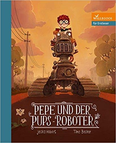 Pepe und der Pups-Roboter