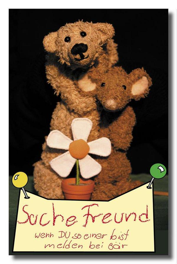 Suche Freund