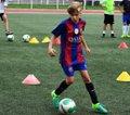 Oster-Junior-Fußballcamp