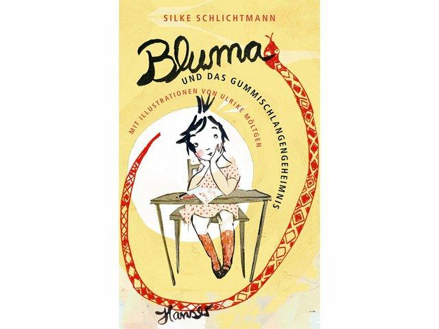 COVER Bluma und das Gummischlangengeheimnis 4x3