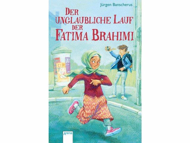 COVER Der unglaubliche Lauf der Fatima Brahmini 4x3