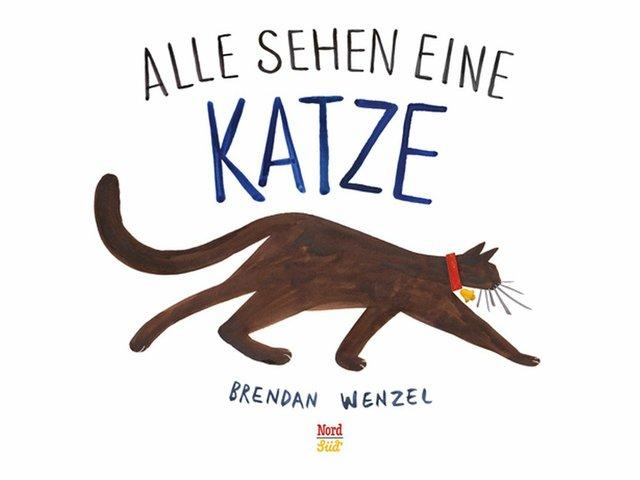 COVER Alle sehen eine Katze 4x3