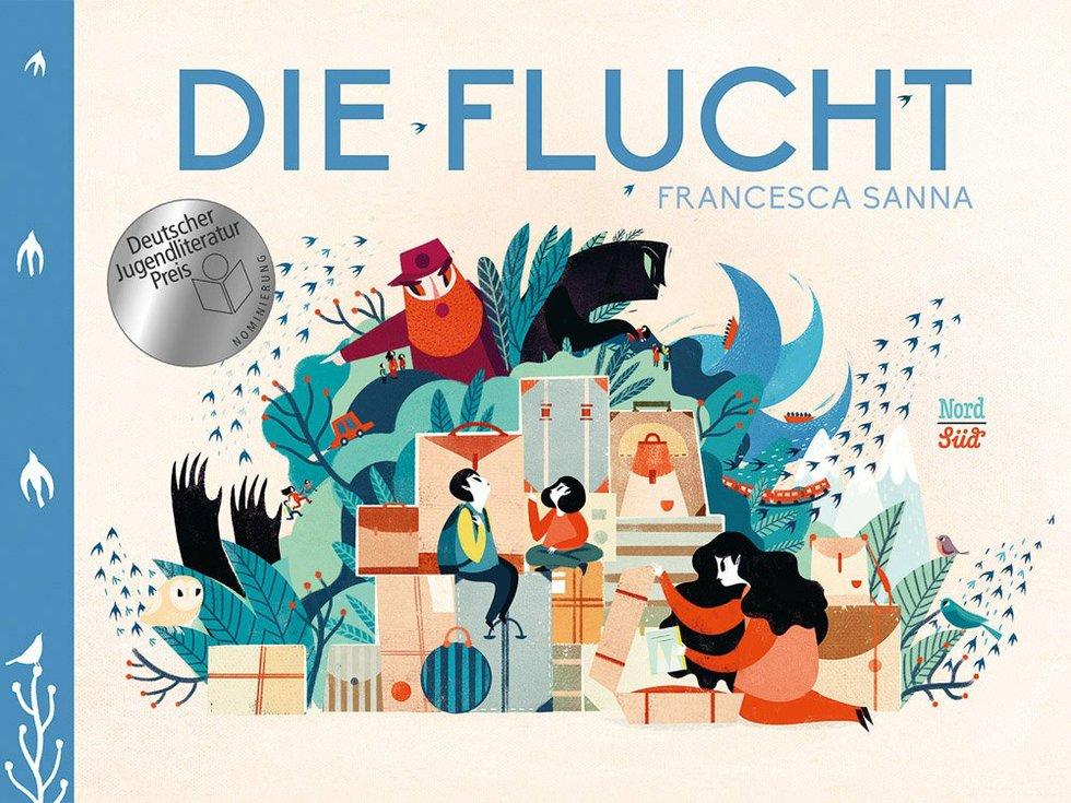 COVER Die Flucht 4x3