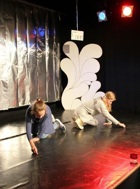 Bühnenluft