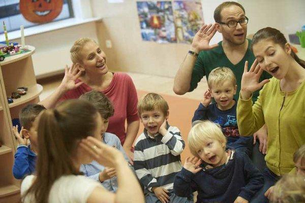 Singende Kindergärten