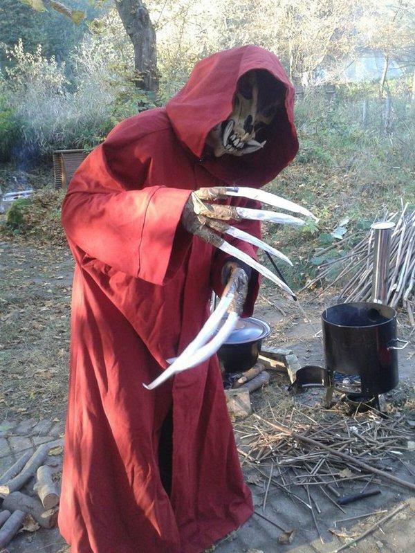 Halloween im Gruselwald