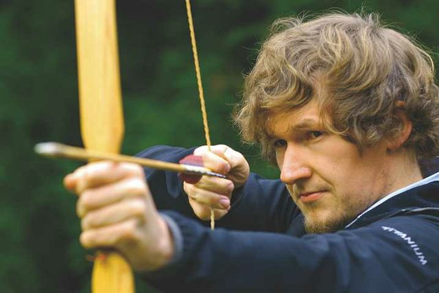 Bogenbauworkshop für Familien