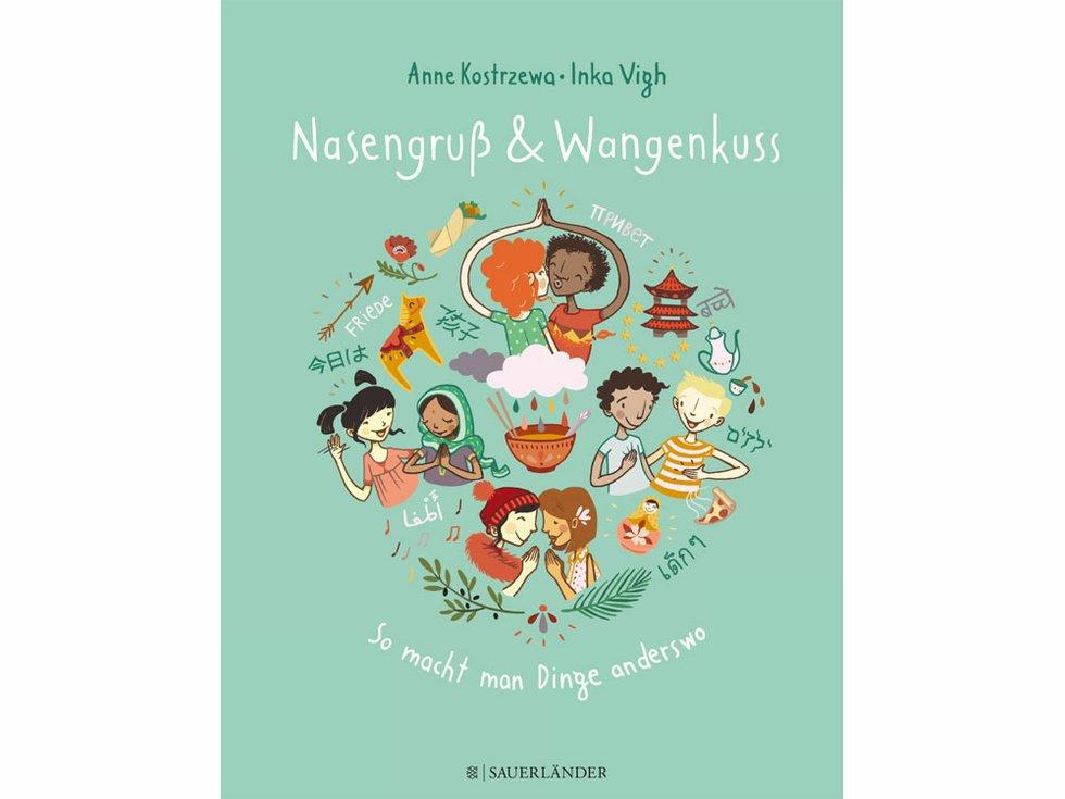 COVER Nasengruß & Wangenkuss 4x3