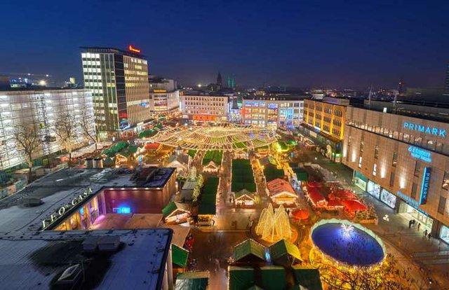 Internationaler Weihnachtsmarkt Essen