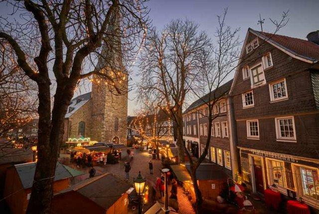 Hattinger Weihnachtsmarkt