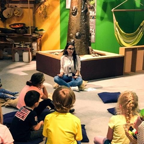 Lesung- mondo mio! Kindermuseum