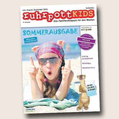 Cover Sommerausgabe