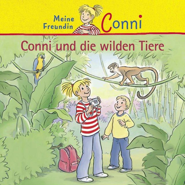 Conni-Abenteuer zu gewinnen Newsletter