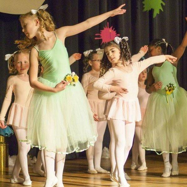 Trixi Ballett- und Musicalschule NRW