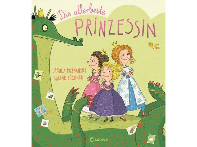 COVER Die allerbeste Prinzessin 4x3