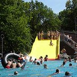 Spaßbad, Freibad Hexenland