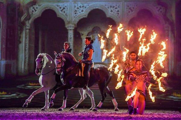 Cavalluna: Legende der Wüste