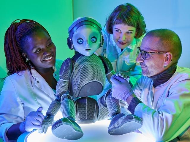 Die unglaubliche Geschichte vom kleinen Roboterjungen