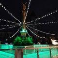 Eisbahn City Weihnacht Oberhausen