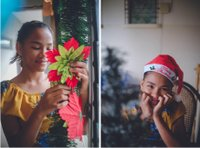 SOS Weihnachten Philippinen