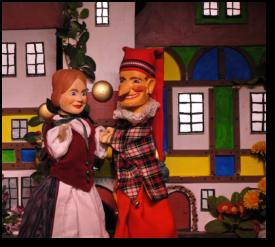 Kasper Nostalgisches Puppentheater im Westfalenpark