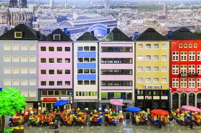 Maximilianpark Lego Fan-Ausstellung 2.9.
