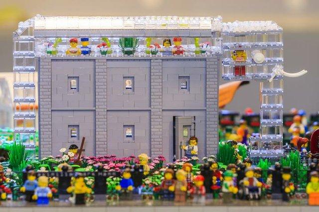 Lego Fan-Ausstellung Maxipark