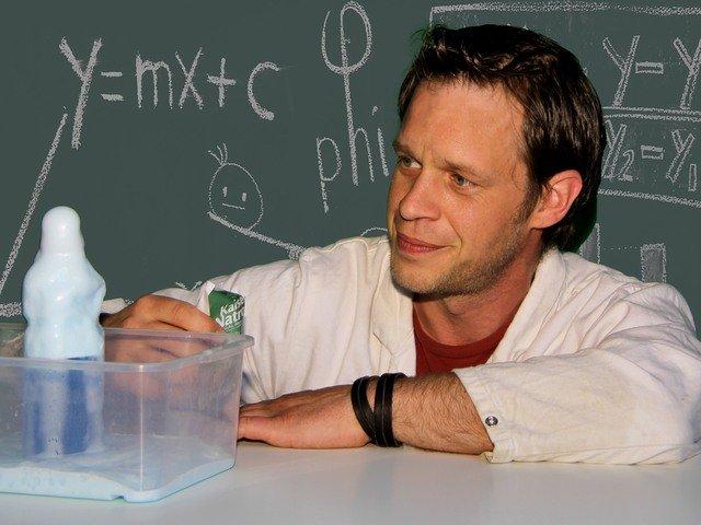 Laborfüchse mit Kolja Bruch
