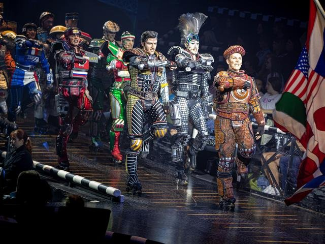 Parade STARLIGHT EXPRESS