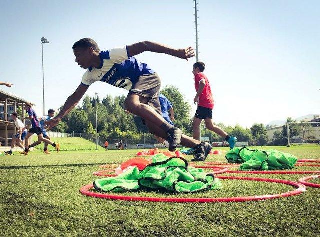 Ferienfußball Profi-Camp