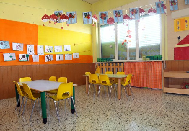 Leere Schule NRW, Corona-Maßnahme