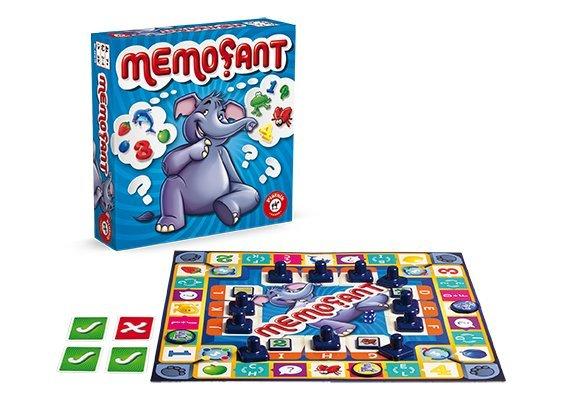 Gewinnspiel Memofant von Piatnik