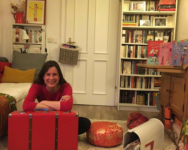 Isabel Abedi, Autorinnen lesen für Kinder