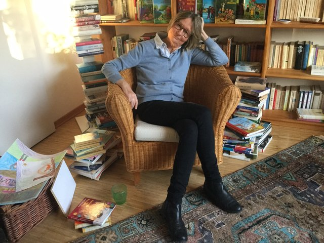 Kirsten Boie, Autorinnen lesen für Kinder
