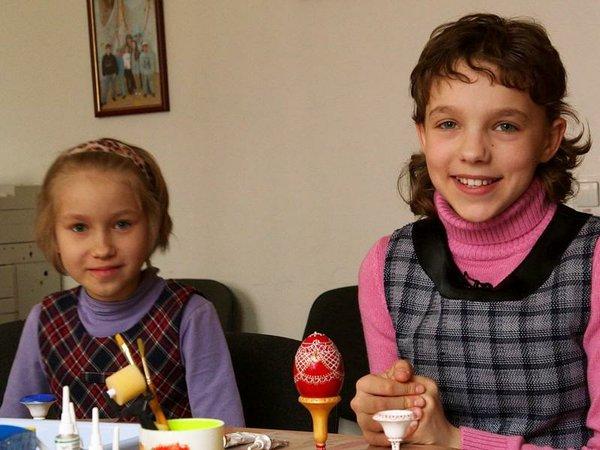 Anna aus Weißrussland