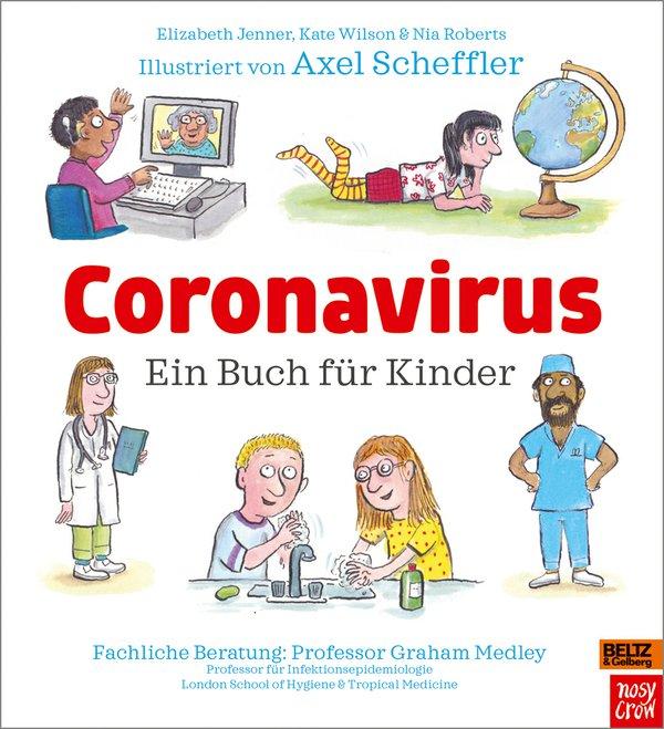 Coronavirus. Ein Buch für Kinder