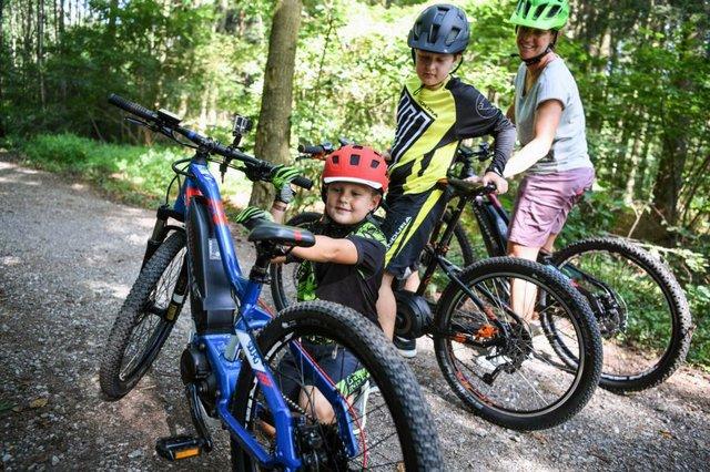 E-Bikes für Kinder