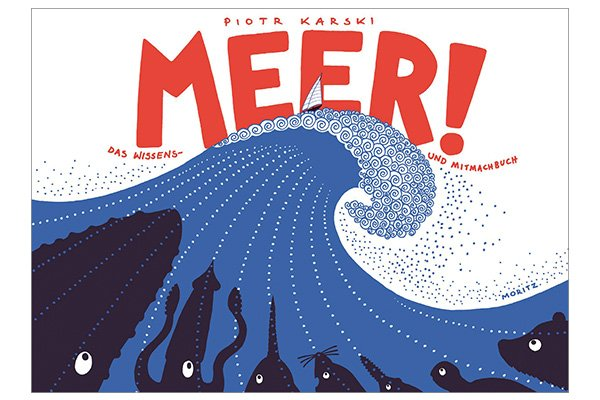 MEER! - Cover