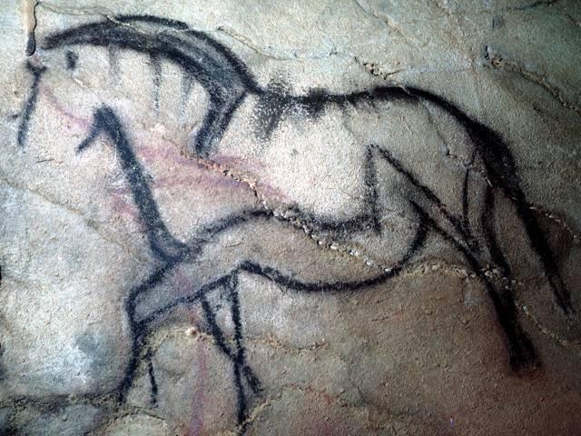 Bilder im Dunkeln: Eiszeitliche Höhlenkunst