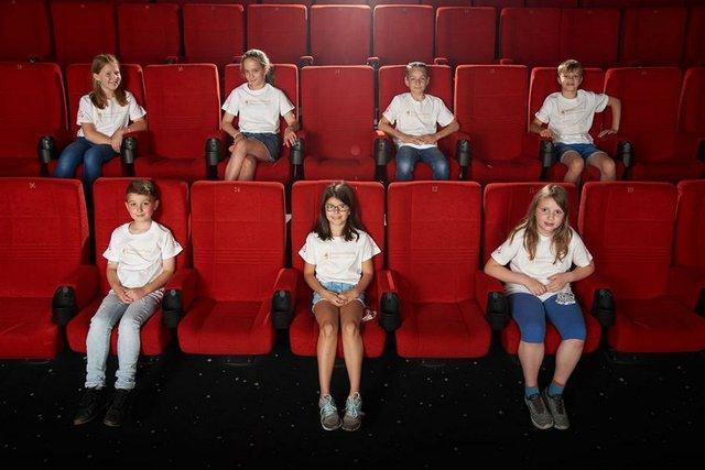Kinderfilmtage Ruhr 2020, die Kinderjury