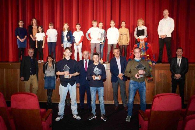 Kinderfilmtage 2020 - Jurys und Gewinner