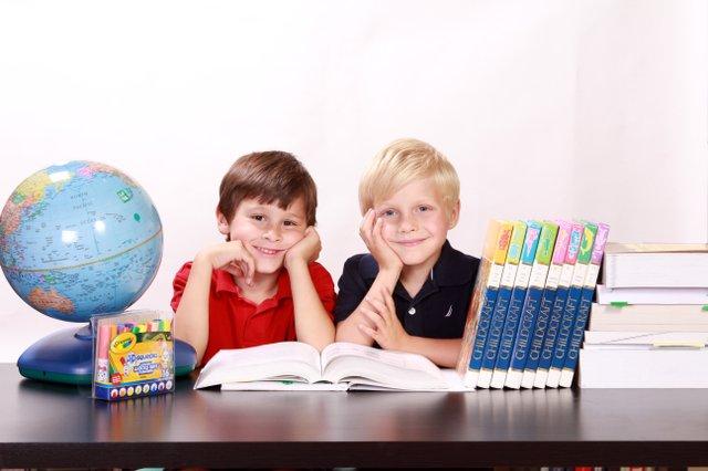 Maximal schlau werden, Kinder lernen