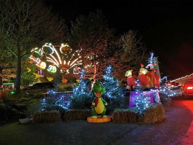 Winter-Wunderland Drive-In