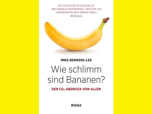 Gewinnspiel Wie schlimm sind Bananen?