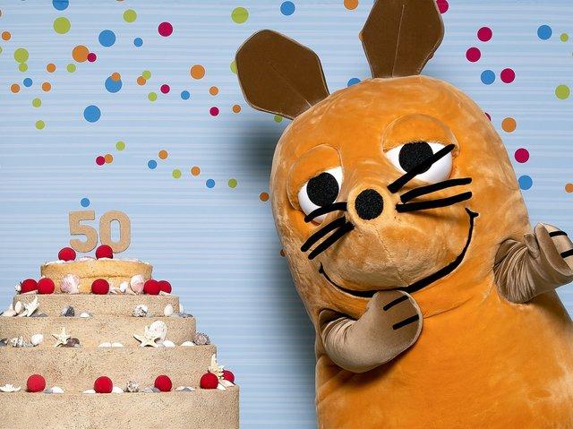 50 Jahre Die Sendung mit der Maus