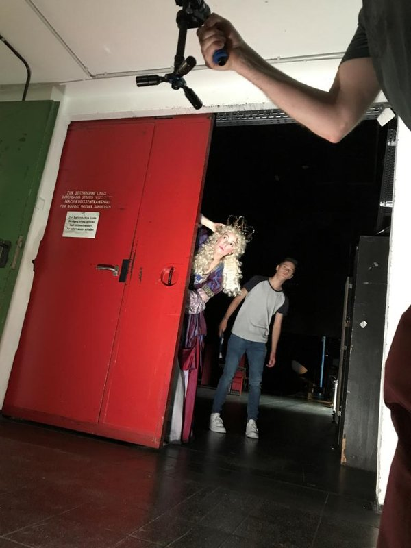 MiR Backstage