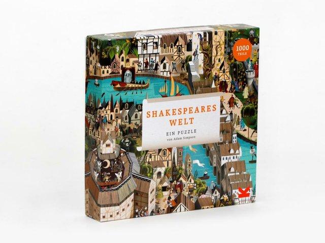 Shakespeares Welt in 1000 Teilen